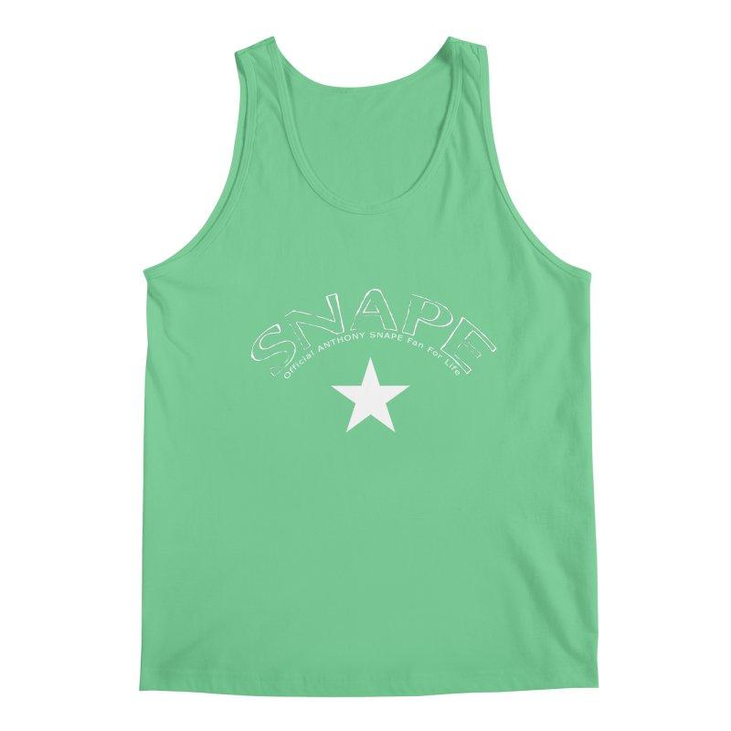 Snape Star Design - Fan For Life Men's Regular Tank by Home Store - Music Artist Anthony Snape