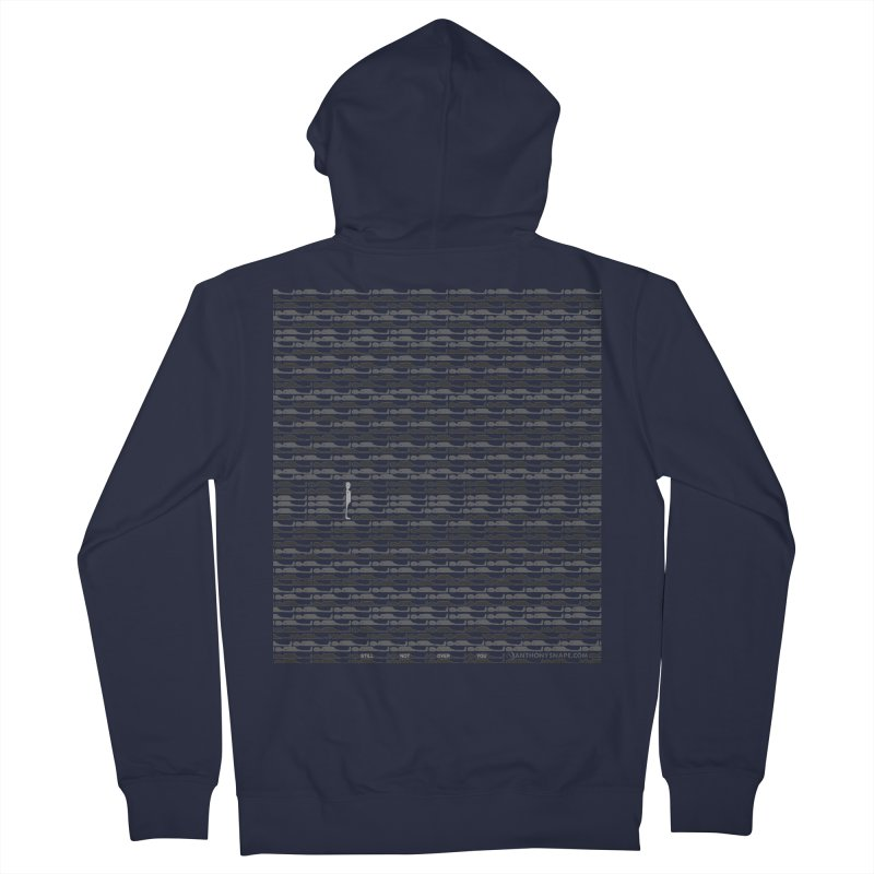 Still Not Over You - Inspired Design Women's Zip-Up Hoody by Home Store - Music Artist Anthony Snape