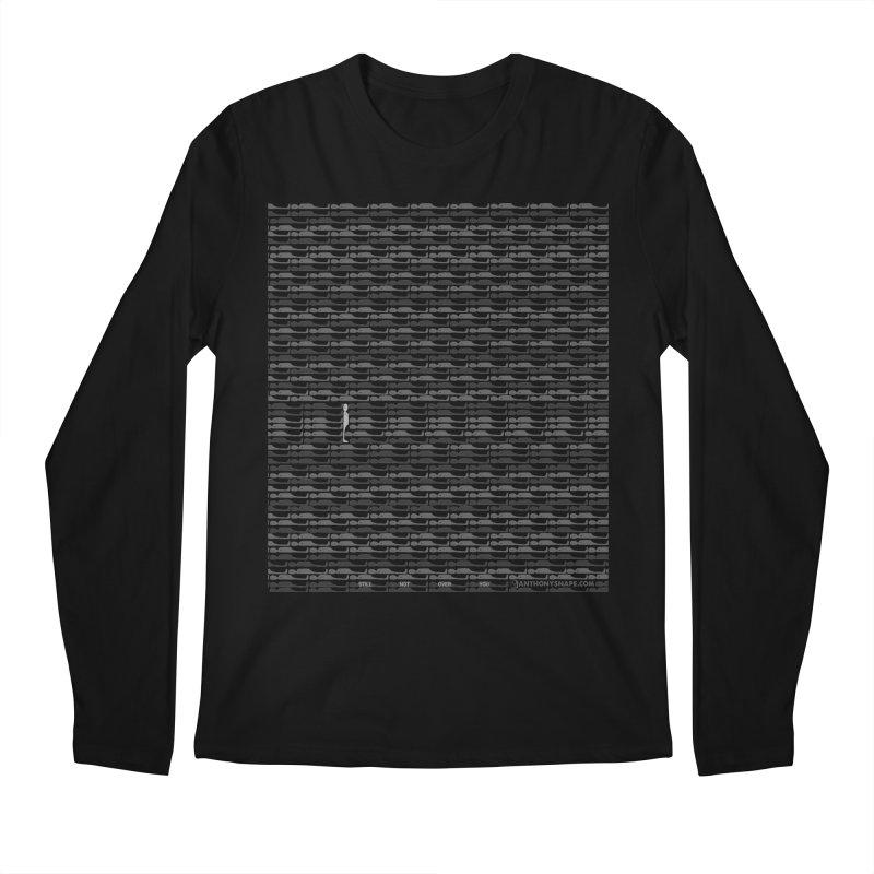 Still Not Over You - Inspired Design Men's Regular Longsleeve T-Shirt by Home Store - Music Artist Anthony Snape