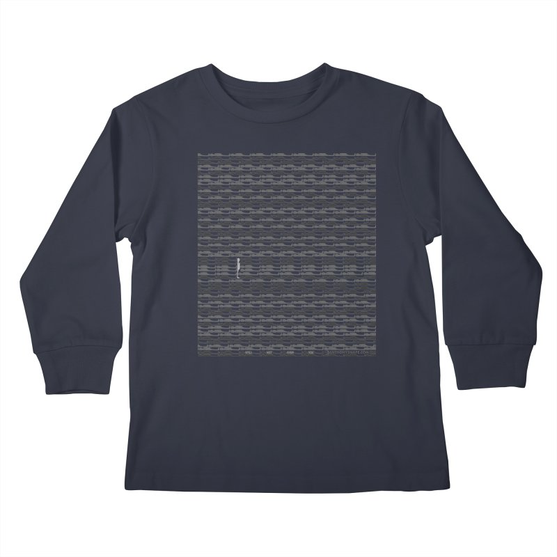 Still Not Over You - Inspired Design Kids Longsleeve T-Shirt by Home Store - Music Artist Anthony Snape
