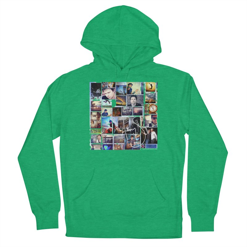 The Journey - Signature Edition Women's Pullover Hoody by Music Artist Anthony Snape