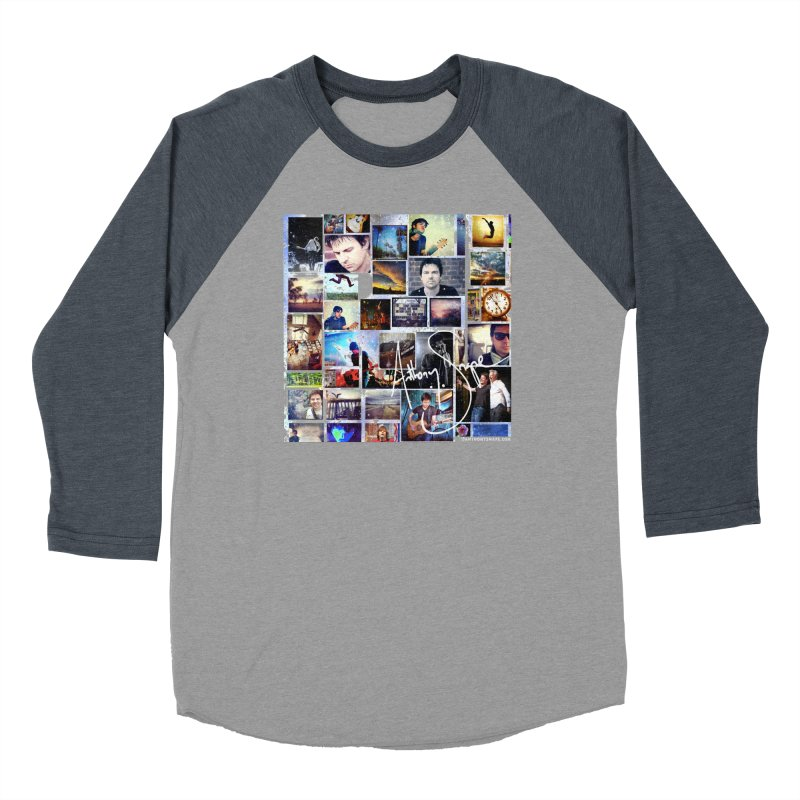 The Journey - Signature Edition Women's Longsleeve T-Shirt by Music Artist Anthony Snape