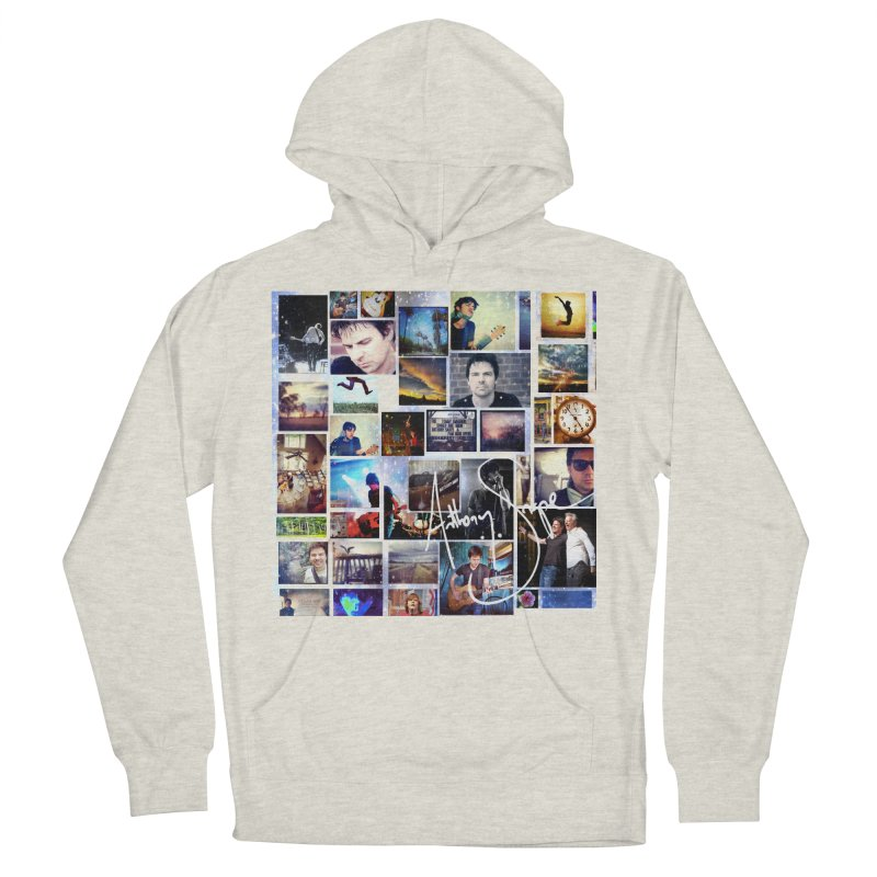 The Journey - Signature Edition Women's French Terry Pullover Hoody by Home Store - Music Artist Anthony Snape
