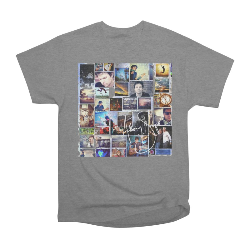 The Journey - Signature Edition Men's Heavyweight T-Shirt by Home Store - Music Artist Anthony Snape