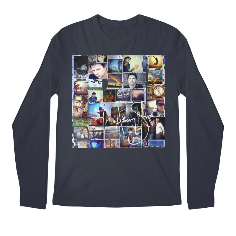 The Journey - Signature Edition Men's Longsleeve T-Shirt by Home Store - Music Artist Anthony Snape