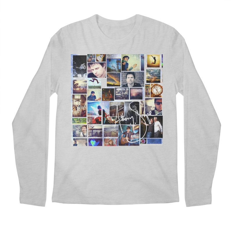 The Journey - Signature Edition Men's Regular Longsleeve T-Shirt by Home Store - Music Artist Anthony Snape
