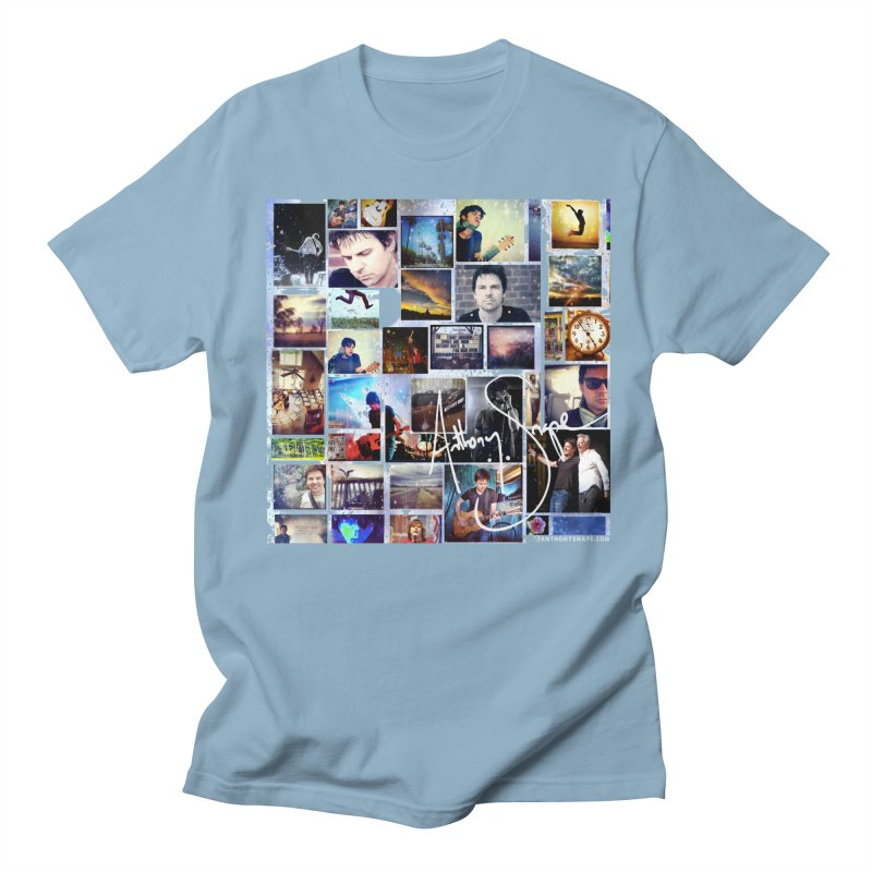 The Journey - Signature Edition Men's Regular T-Shirt by Home Store - Music Artist Anthony Snape