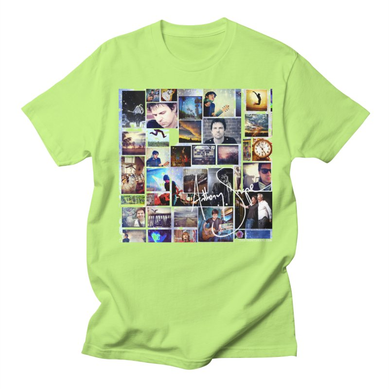 The Journey - Signature Edition Women's Regular Unisex T-Shirt by Home Store - Music Artist Anthony Snape