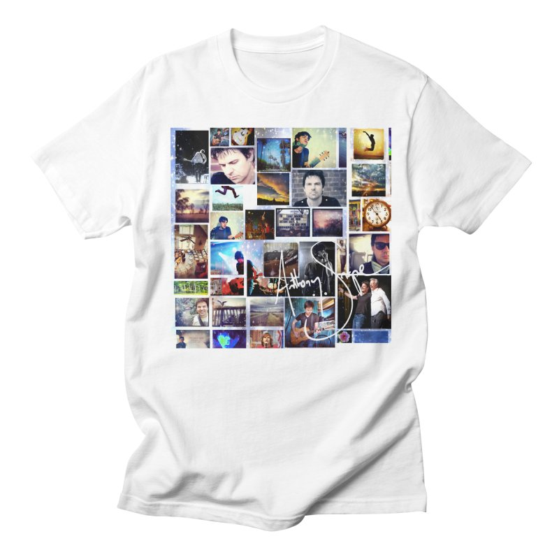 The Journey - Signature Edition Men's T-Shirt by Home Store - Music Artist Anthony Snape