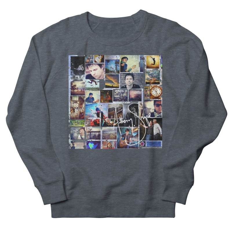 The Journey - Signature Edition Women's French Terry Sweatshirt by Home Store - Music Artist Anthony Snape