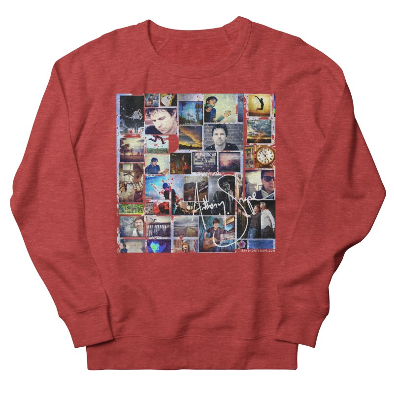 The Journey - Signature Edition Men's French Terry Sweatshirt by Home Store - Music Artist Anthony Snape