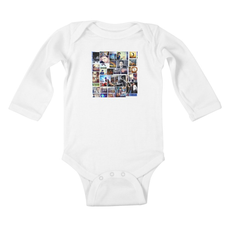 The Journey - Signature Edition Kids Baby Longsleeve Bodysuit by Home Store - Music Artist Anthony Snape