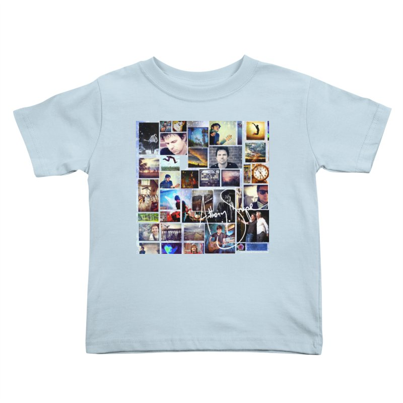 The Journey - Signature Edition Kids Toddler T-Shirt by Home Store - Music Artist Anthony Snape