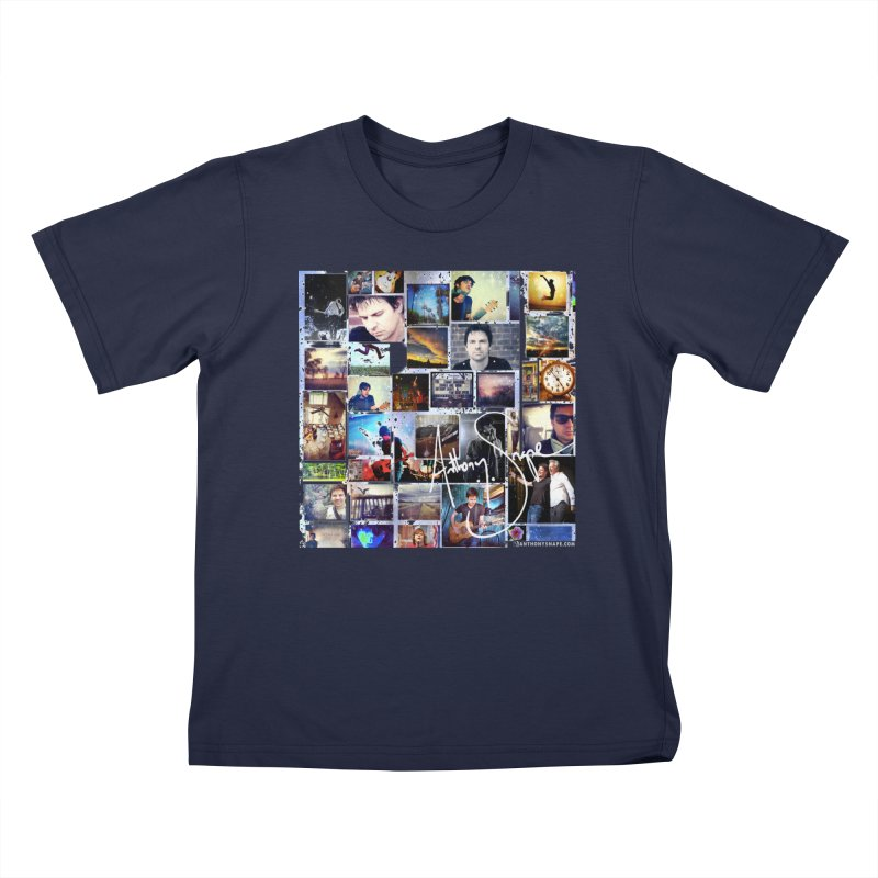 The Journey - Signature Edition Kids T-Shirt by Home Store - Music Artist Anthony Snape