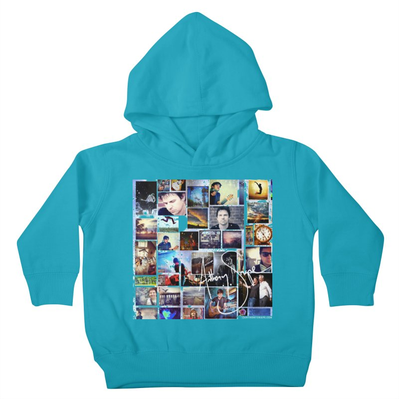 The Journey - Signature Edition Kids Toddler Pullover Hoody by Home Store - Music Artist Anthony Snape