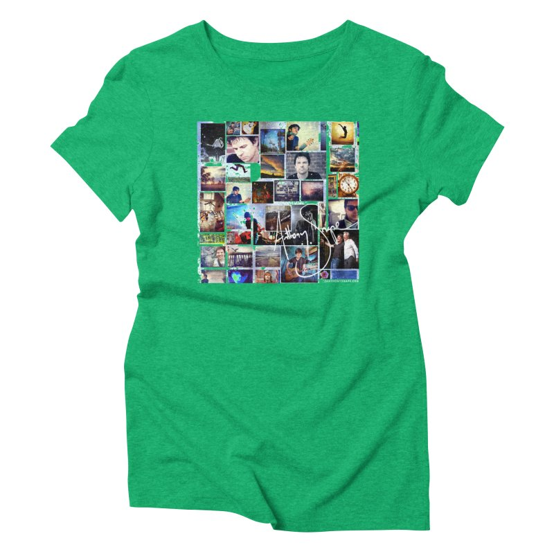 The Journey - Signature Edition Women's Triblend T-Shirt by Home Store - Music Artist Anthony Snape