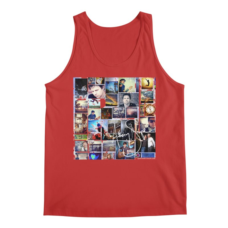 The Journey - Signature Edition Men's Regular Tank by Home Store - Music Artist Anthony Snape