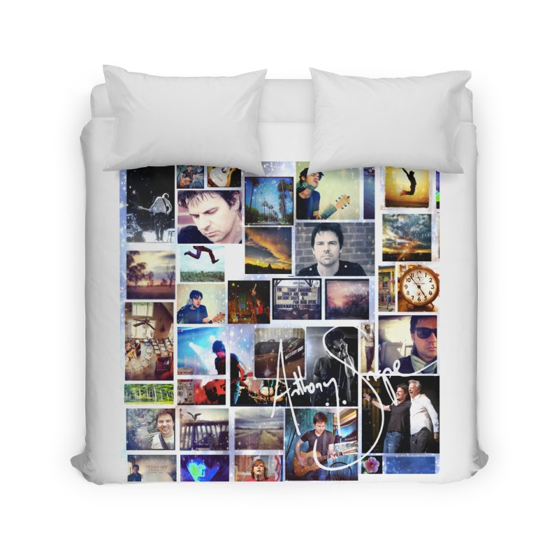 The Journey - Signature Edition Home Duvet by Home Store - Music Artist Anthony Snape
