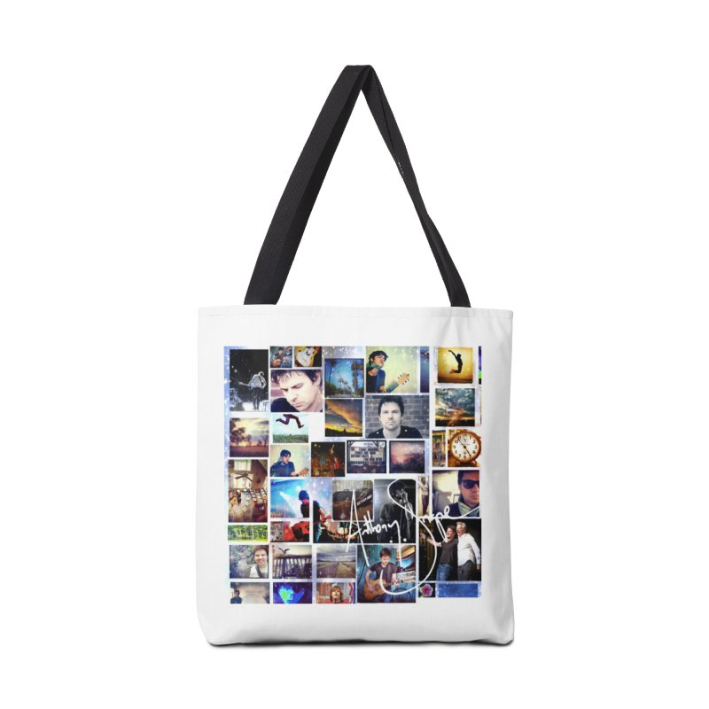 The Journey - Signature Edition Accessories Tote Bag Bag by Home Store - Music Artist Anthony Snape