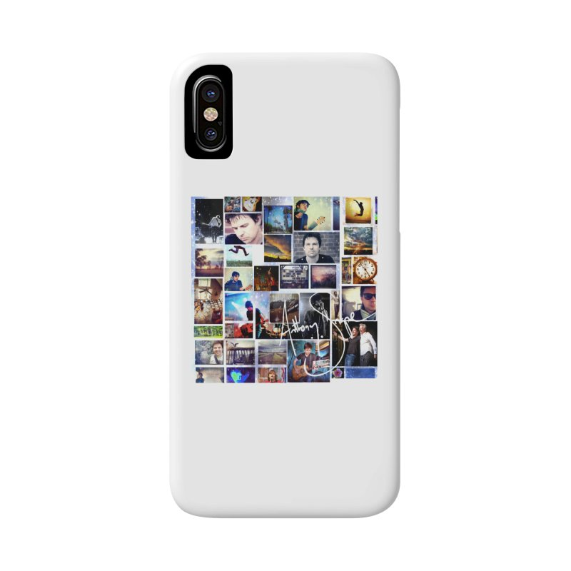 The Journey - Signature Edition Accessories Phone Case by Home Store - Music Artist Anthony Snape