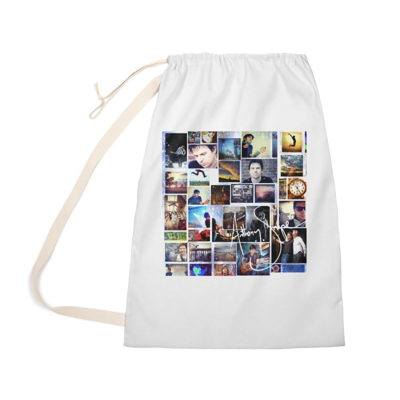The Journey - Signature Edition Accessories Bag by Music Artist Anthony Snape