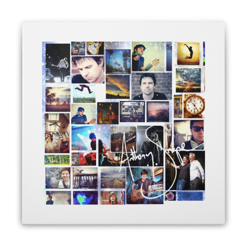 The Journey - Signature Edition Home Stretched Canvas by Home Store - Music Artist Anthony Snape
