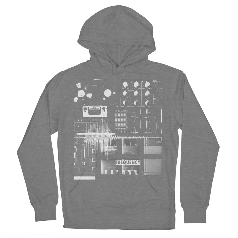 Frequency - Inspired Design Women's Pullover Hoody by Home Store - Music Artist Anthony Snape