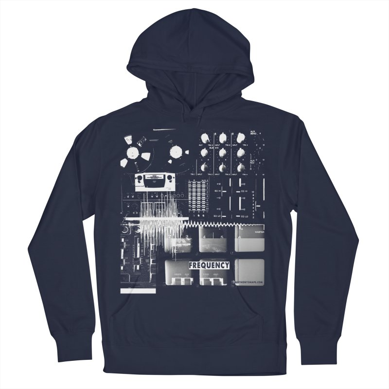 Frequency - Inspired Design Men's Pullover Hoody by Home Store - Music Artist Anthony Snape
