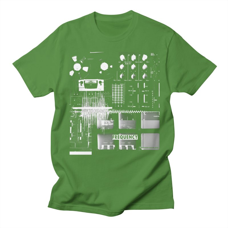 Frequency - Inspired Design Men's T-Shirt by Home Store - Music Artist Anthony Snape