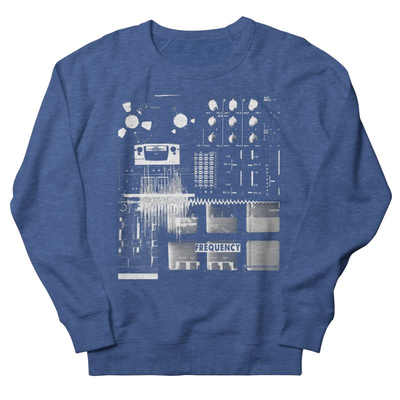 Frequency - Inspired Design Women's Sweatshirt by Home Store - Music Artist Anthony Snape