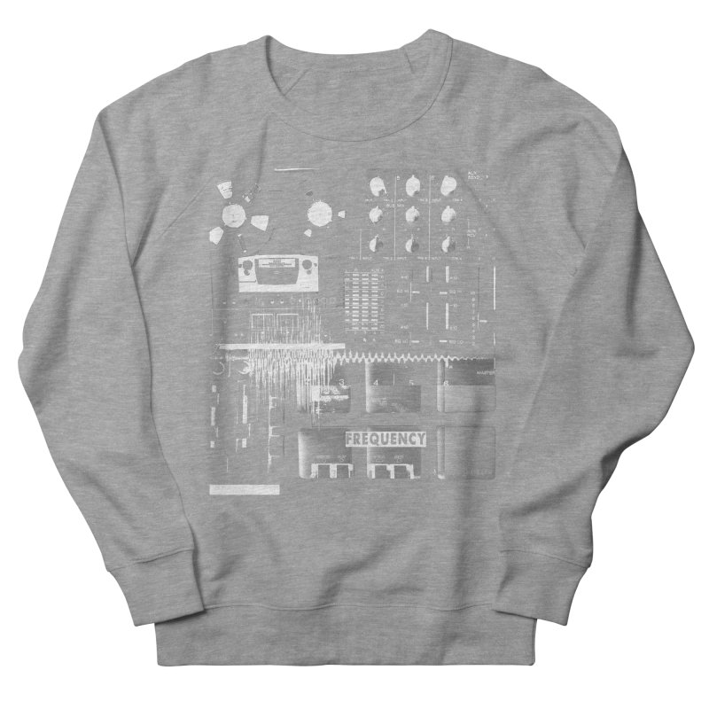 Frequency - Inspired Design Women's French Terry Sweatshirt by Home Store - Music Artist Anthony Snape