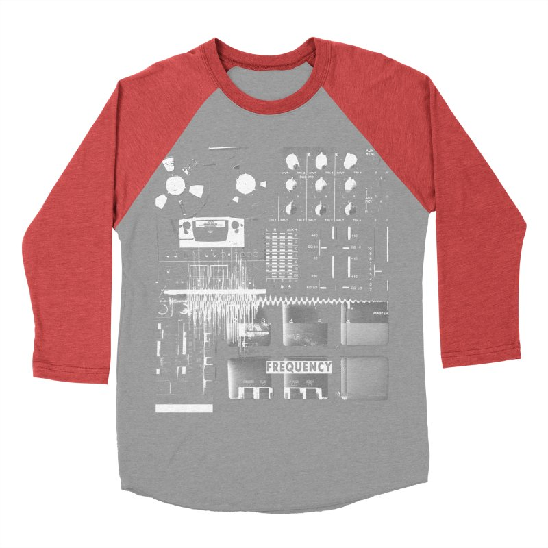 Frequency - Inspired Design Men's Longsleeve T-Shirt by Home Store - Music Artist Anthony Snape
