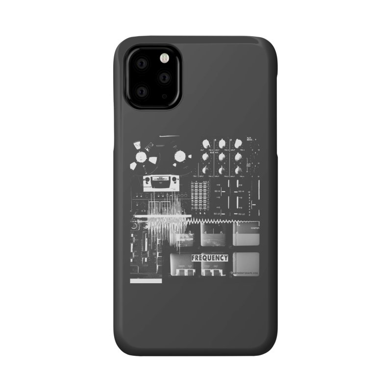 Frequency - Inspired Design Accessories Phone Case by Home Store - Music Artist Anthony Snape