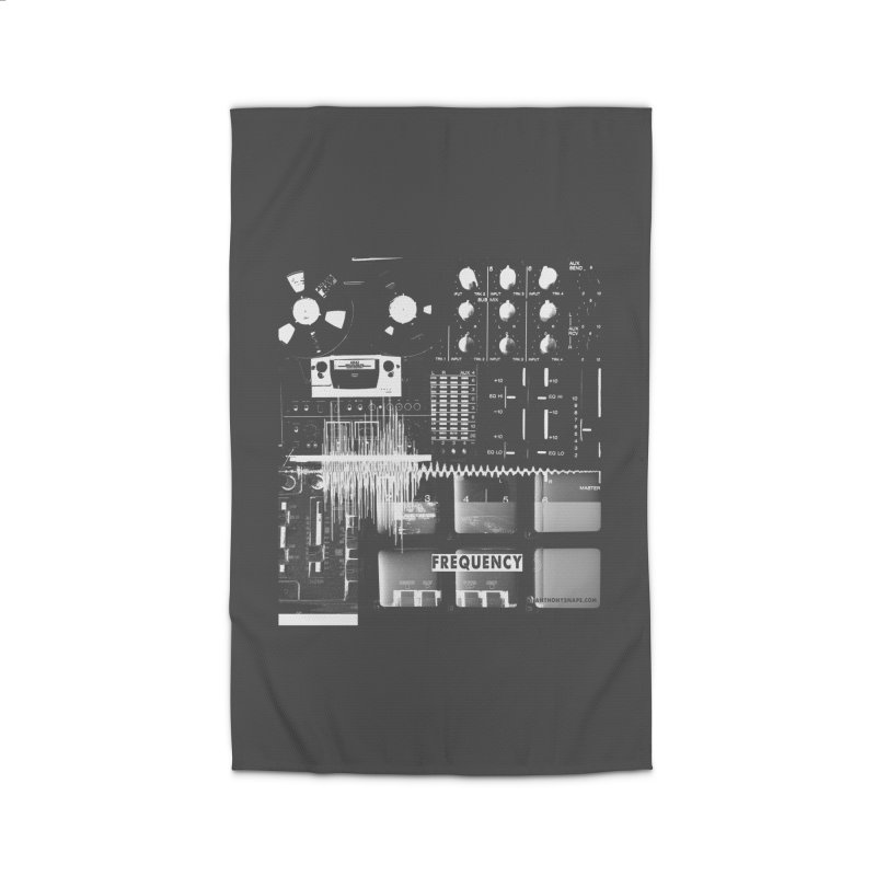 Frequency - Inspired Design Home Rug by Home Store - Music Artist Anthony Snape