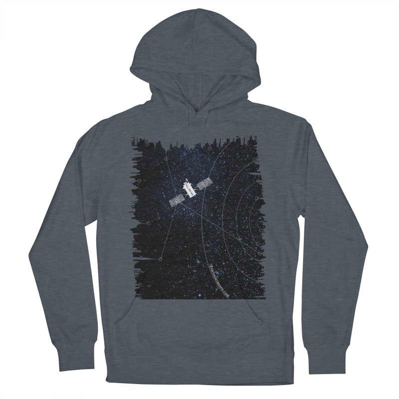 Call On Me - Inspired Design Women's French Terry Pullover Hoody by Home Store - Music Artist Anthony Snape