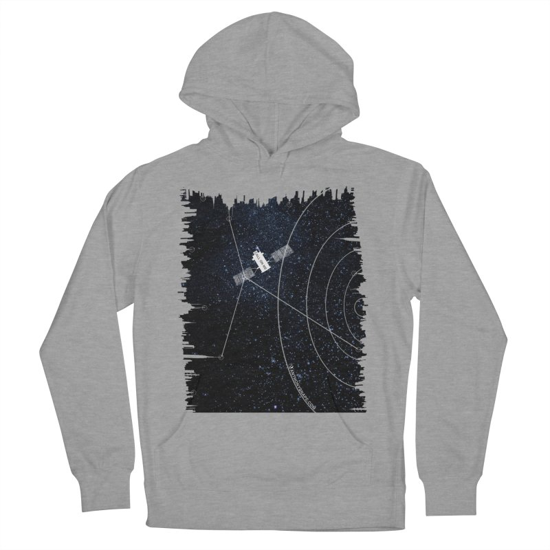 Call On Me - Inspired Design Men's French Terry Pullover Hoody by Home Store - Music Artist Anthony Snape