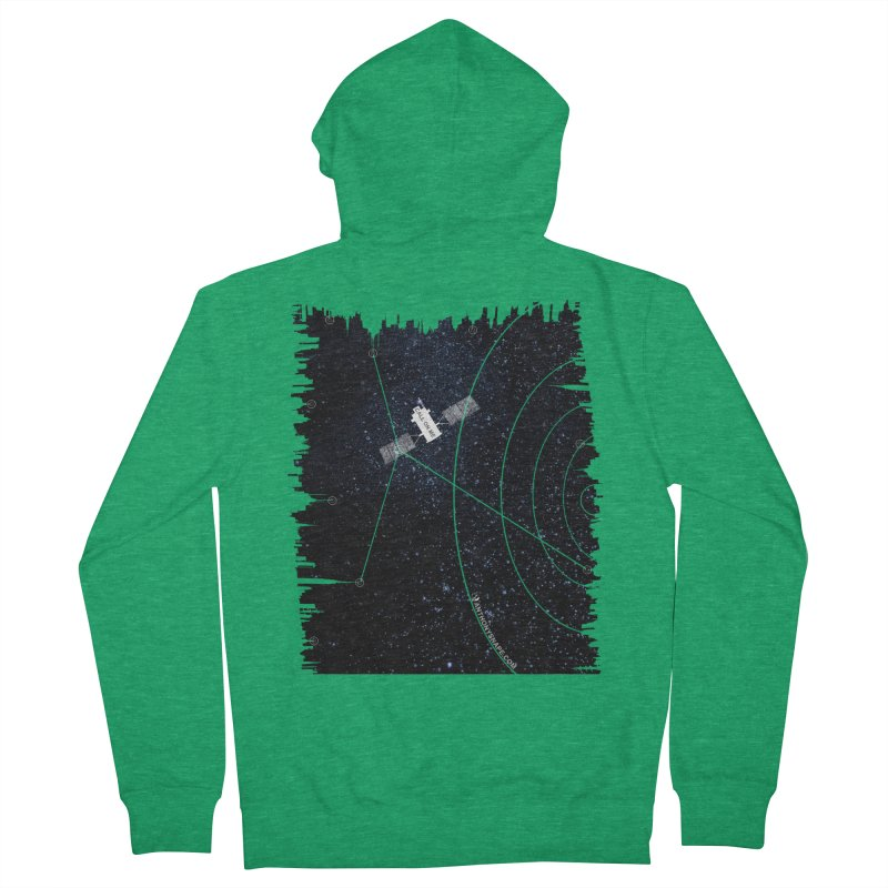 Call On Me - Inspired Design Women's French Terry Zip-Up Hoody by Home Store - Music Artist Anthony Snape