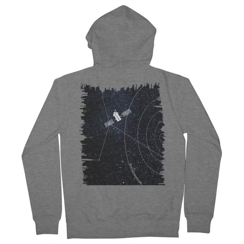 Call On Me - Inspired Design Men's French Terry Zip-Up Hoody by Home Store - Music Artist Anthony Snape