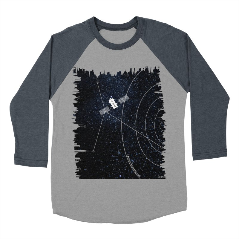 Call On Me - Inspired Design Men's Baseball Triblend Longsleeve T-Shirt by Home Store - Music Artist Anthony Snape