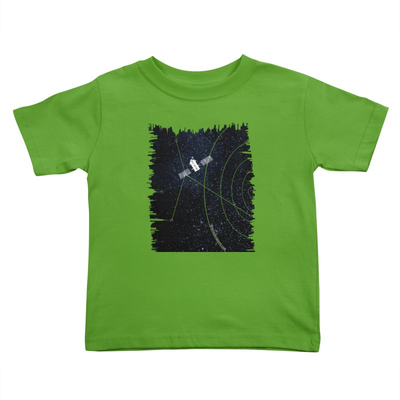 Call On Me - Inspired Design Kids Toddler T-Shirt by Home Store - Music Artist Anthony Snape