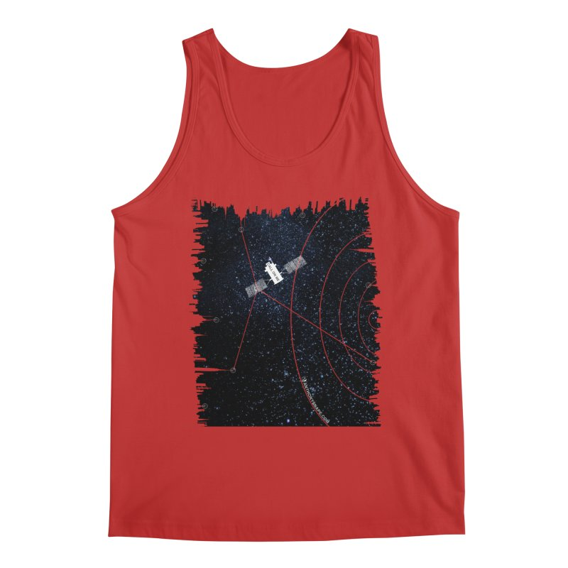 Call On Me - Inspired Design Men's Regular Tank by Home Store - Music Artist Anthony Snape