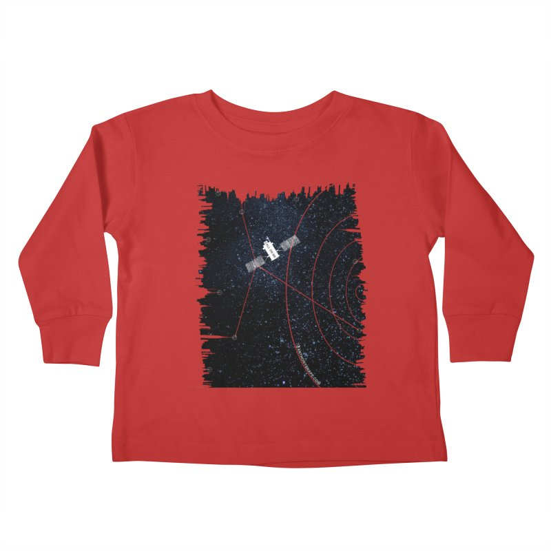 Call On Me - Inspired Design Kids Toddler Longsleeve T-Shirt by Home Store - Music Artist Anthony Snape