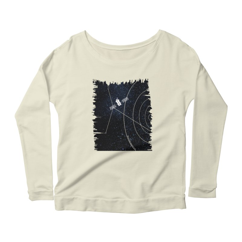 Call On Me - Inspired Design Women's Scoop Neck Longsleeve T-Shirt by Home Store - Music Artist Anthony Snape