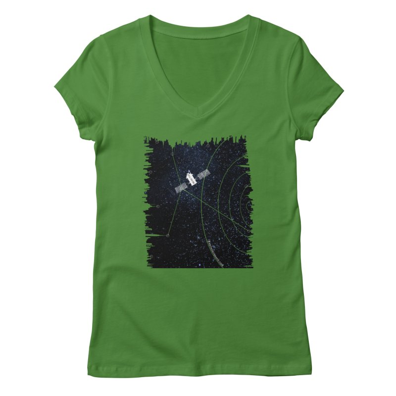 Call On Me - Inspired Design Women's Regular V-Neck by Home Store - Music Artist Anthony Snape