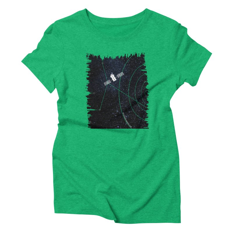 Call On Me - Inspired Design Women's Triblend T-Shirt by Home Store - Music Artist Anthony Snape