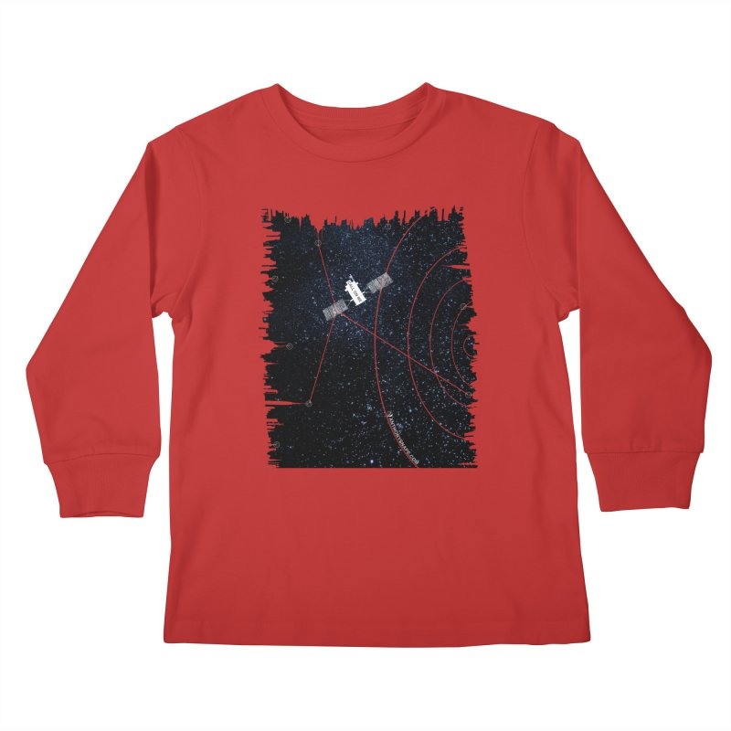 Call On Me - Inspired Design Kids Longsleeve T-Shirt by Home Store - Music Artist Anthony Snape