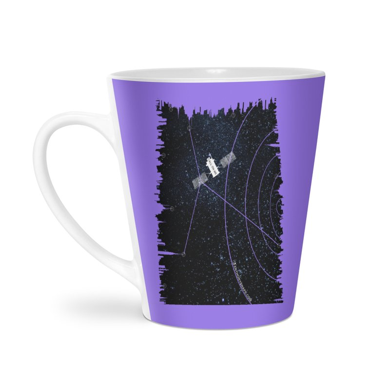 Call On Me - Inspired Design Accessories Latte Mug by Home Store - Music Artist Anthony Snape