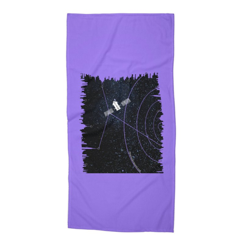 Call On Me - Inspired Design Accessories Beach Towel by Home Store - Music Artist Anthony Snape