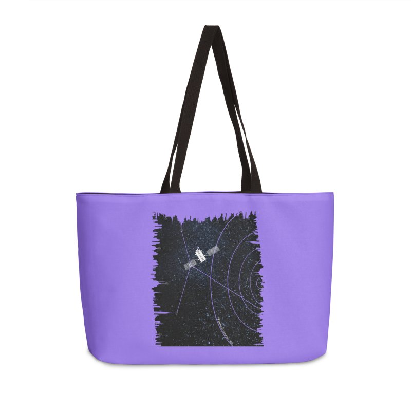 Call On Me - Inspired Design Accessories Weekender Bag Bag by Home Store - Music Artist Anthony Snape