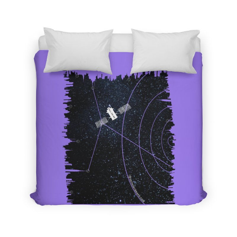 Call On Me - Inspired Design Home Duvet by Home Store - Music Artist Anthony Snape